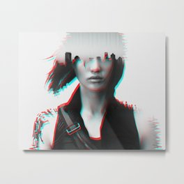Mirror's Edge Catalyst v3 Metal Print