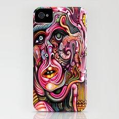 Inner Squirmoil iPhone (4, 4s) Slim Case