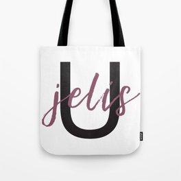 You Jelis Tote Bag