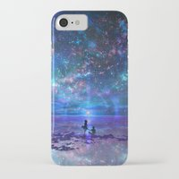 discount iPhone & iPod Cases featuring Ocean, Stars, Sky, and You by Melissa Hui Wang (muddymelly)