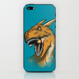 Charisaurus Rex iPhone Skin