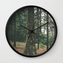 Forest XXIX Wall Clock
