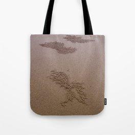 Sandart Tote Bag