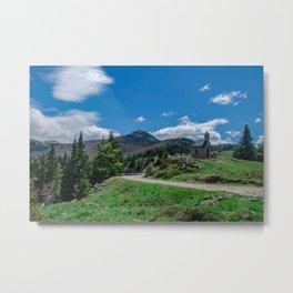 Velebit mountains Metal Print