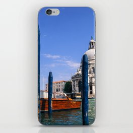 Venetian point of view iPhone Skin