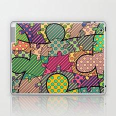 Very Puzzled 1.1 Laptop & iPad Skin