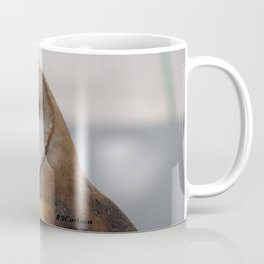 Barn Owl on Alert Coffee Mug