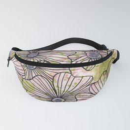 flowers 2 Fanny Pack