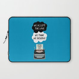 The perks in our stars. Laptop Sleeve