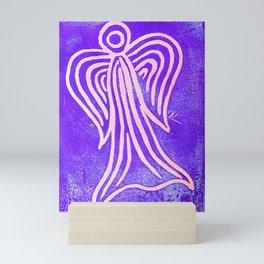 Original Linocut Art By Gina Lee Ronhovde Mini Art Print