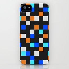 Square Grid III iPhone Case