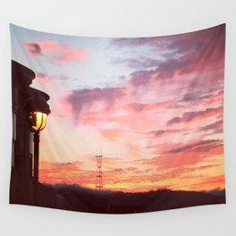 Potrero Sky Wall Tapestry