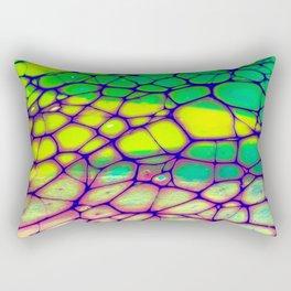 Green Godess Rectangular Pillow
