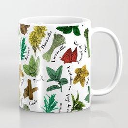 Tea Flavors // assorted teas for your enjoyment Coffee Mug