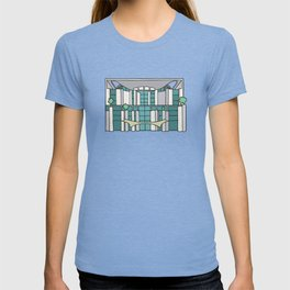 Chancellery in Berlin T-shirt