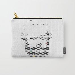 Marx in Dots Carry-All Pouch