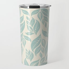 GREEN LEAVES Travel Mug