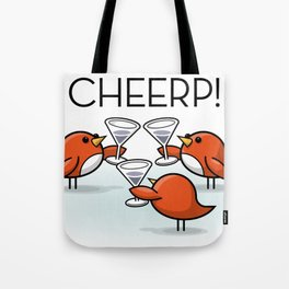 Cheerp! Tote Bag