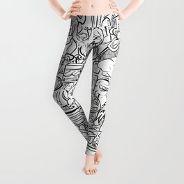 Color me please! Leggings