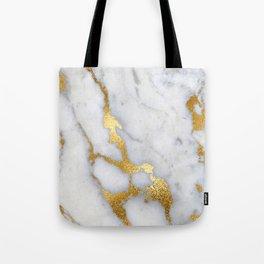 Italian gold marble II Tote Bag