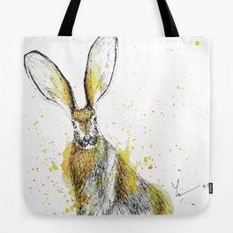 Jack Rabbit II Tote Bag