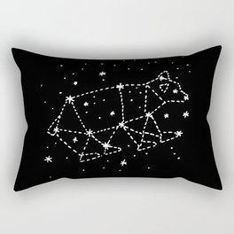 Bobcaygeon Bear Rectangular Pillow