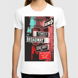 Streets of New York T-shirt