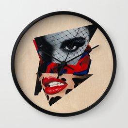 Felis Leo Wall Clock