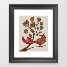 Babette Framed Art Print