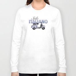 Stile Italiano Long Sleeve T-shirt