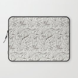 Apocalyptic Weapons  Laptop Sleeve