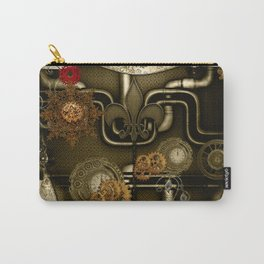 Wonderful noble steampunk design Carry-All Pouch