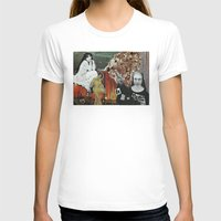 sister T-shirts featuring Sister by Nicki Hynes