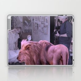 Searching the Beauty. African Invasion Laptop & iPad Skin