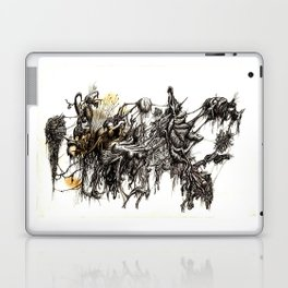 Vile Cosmos (of which we are part) by Brian Benson Laptop & iPad Skin