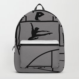 Dance Styles Backpack