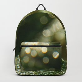 Silver Drops Backpack