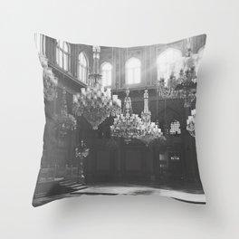Durbar Throw Pillow