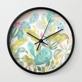 Jungle Beats Wall Clock