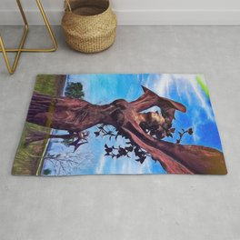 Dance with Nature Rug