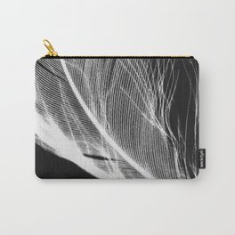 Feather Negative #3 Carry-All Pouch