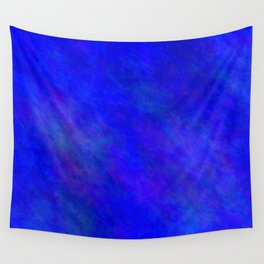 Blue Color Wall Tapestry