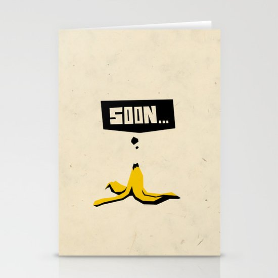 soon... Stationery Cards