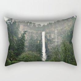 Multnomah Falls, Oregon Rectangular Pillow