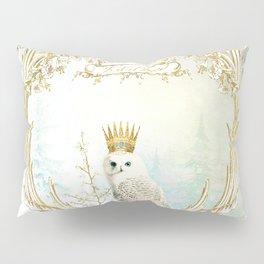 Owl Let it Snow Pillow Sham