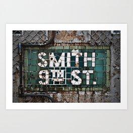 Smith & 9th Art Print