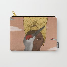Cranes in the Sky Carry-All Pouch