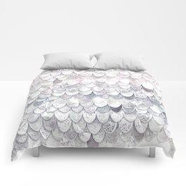 MAGIC MERMAID WHITE Comforters