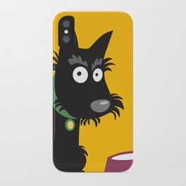 Scottie iPhone Case