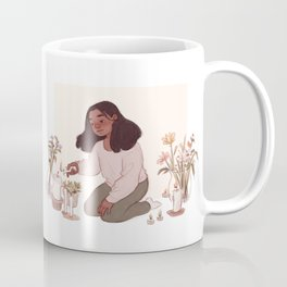 Flowers for all my rooms Coffee Mug